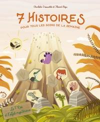 7 histoires pour tous les soirs de la semaine - Le T-Rex et lobjet mystérieux.pdf