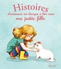 Charlotte Grossetête et Ariane Delrieu - Histoires d'animaux en danger à lire avec ma petite fille.