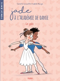 Charlotte Grossetête et Isabelle Maroger - Jade à l'académie de danse  : Le gala.