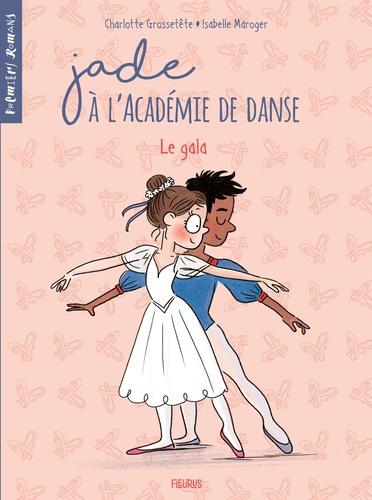 Jade à l'académie de danse  Le gala