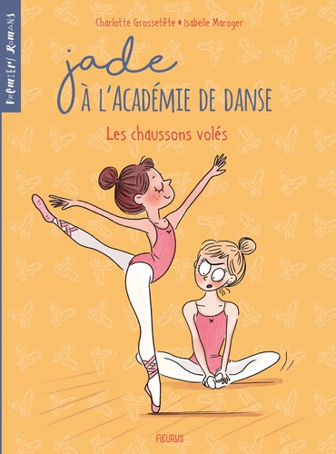 Jade à l'académie de danse  Les chaussons volés