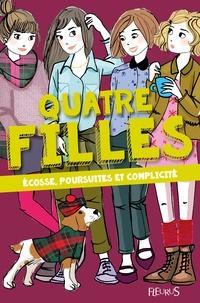 Quatre filles - Charlotte Grossetête  