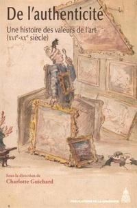 De lauthenticité - Une histoire des valeurs de lart (XVIe-XXe).pdf
