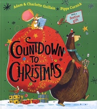 Charlotte Guillain et Adam Guillain - Countdown to Christmas - With a festive gift.