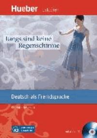 Histoiresdenlire.be Jungs sind keine Regenschirme - Deutsch als Fremdsprache. Niveaustufe A2. Leseheft Image