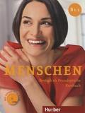 Charlotte Habersack et Angela Pude - Menschen B1.1 - Deutsch als Fremdsprache Kursbuch. 1 DVD