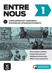 Histoiresdenlire.be Entre nous 1 - Complementary workbook for english-speaking students Image