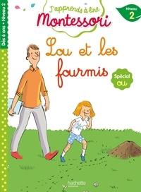 Charlotte Jouenne et Gwenaëlle Doumont - Lou et les fourmis - Niveau 1.