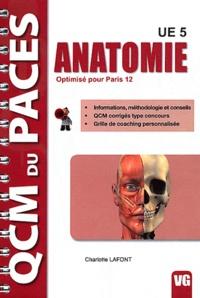 Charlotte Lafont - Anatomie UE 5 - Optimisé pour Paris 12.