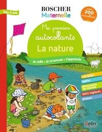 Charlotte Lascault et Hélène Chetaud - La nature - Avec 200 autocollants.