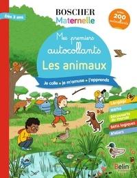 Charlotte Lascault et Eléonore Della Malva - Les animaux - Avec 200 autocollants.