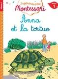 Charlotte Leroy-Jouenne et Gwenaëlle Doumont - Anna et la tortue - Niveau 1.