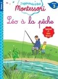 Charlotte Leroy-Jouenne et Gwenaëlle Doumont - Léo à la pêche - Niveau 3.