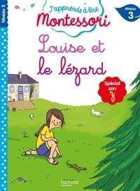 Téléchargez des  de manuels gratuitement Louise et le lézard  - Spécial son z, Niveau 3