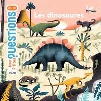 Charlotte Molas et Pascale Hédelin - Les dinosaures.