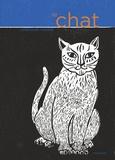 Charlotte Mollet - Le chat.