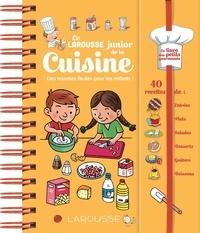 Livres gratuits à télécharger et à imprimer Le Larousse junior de la cuisine  - Des recettes faciles pour les enfants ! MOBI 9782035946584 en francais par Charlotte Morin