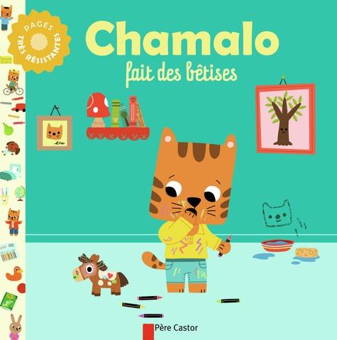 Charlotte Moundlic et Marion Billet - Chamalo fait des bêtises.