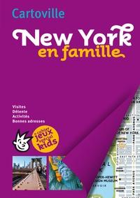 Charlotte Pavard et Christine Barrely - New York en famille - + cahier jeux spécial kids.