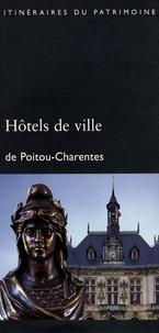 Charlotte Pon-Willemsen - Hôtels de ville de Poitou-Charentes.