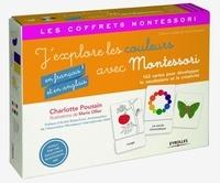 Charlotte Poussin - J'explore les couleurs avec Montessori.