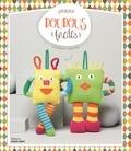 Charlotte Rion et Frédérique Alexandre - Doudous faciles - 28 modèles à tricoter.