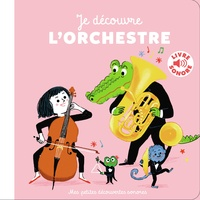 Charlotte Roederer - Je découvre l'orchestre.