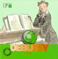 Charlotte Voake et Pierre Babin - Claude Debussy. 1 CD audio
