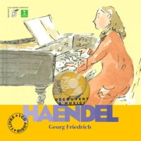 Charlotte Voake et Mildred Clary - Georg Friedrich Haendel. 1 CD audio