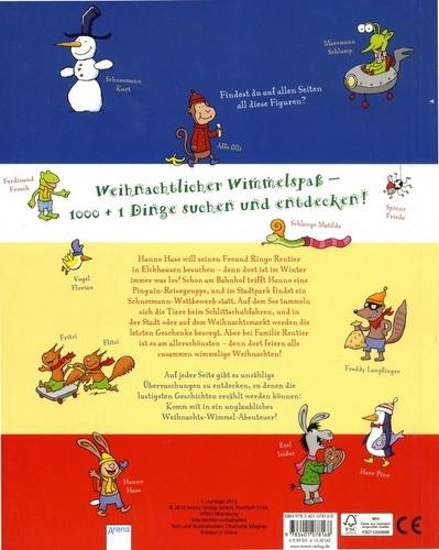 Fröhliche Weihnachten. Mein Liebster Wimmelbilder-Spass