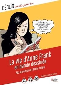Charly Prabel-Guignard - La Vie d'Anne Frank en bande dessinée.