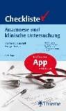 Checkliste Anamnese und klinische Untersuchung.