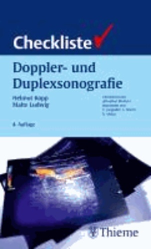 Checkliste Doppler- und Duplexsonografie.