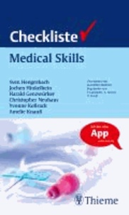 Checkliste Medical Skills.