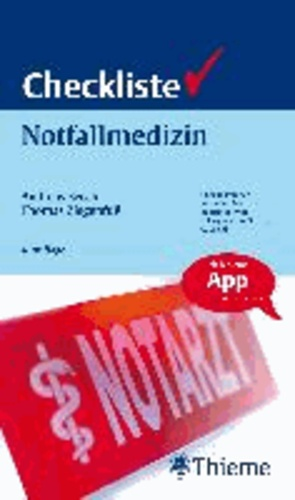 Checkliste Notfallmedizin.