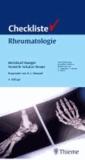 Checkliste Rheumatologie.