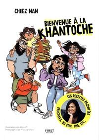 Cheez Nan - Bienvenue à la Khantoche.
