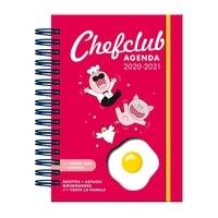 Chefclub - Agenda Chefclub - Une année fun en cuisine, recettes et astuces gourmandes pour toute la famille.
