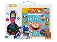 Chefclub - Coffret Les recettes du monde - Chefclub Kids.