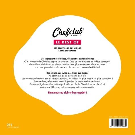 Le best of Chefclub. Volume 2, Des recettes et des vidéos extraordinaires