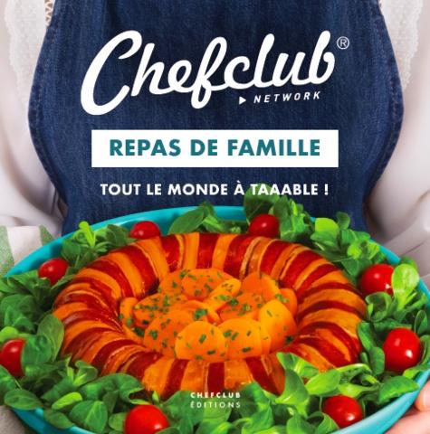 Repas De Famille Tout Le Monde A Taaable Grand Format