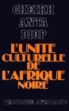 Cheikh-Anta Diop - .