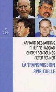 Cheikh Khaled Bentounès et Philippe Haddad - .