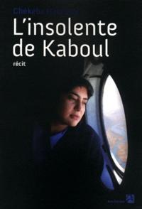 Deedr.fr L'insolente de Kaboul Image