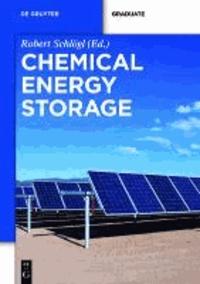 Chemical Energy Storage.