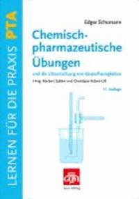 Chemisch-pharmazeutische Übungen und die Untersuchung von Körperflüssigkeiten.