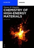 Chemistry of High-Energy Materials.
