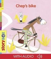 Catharina Valckx - Chep's bike.