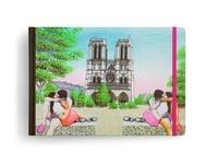 Chéri Samba et Marie Aucouturier - Paris.