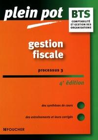 Gestion fiscale BTS CGO- Processus 3 - Chérif-Jacques Allali |